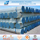 BS1387 steel square tubing galvanized erw tube with perfect shinning