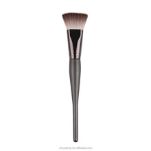 Facial Mask Cosmetic Brush Private Label, Beauty Personal Care Nylon Flat contour brush