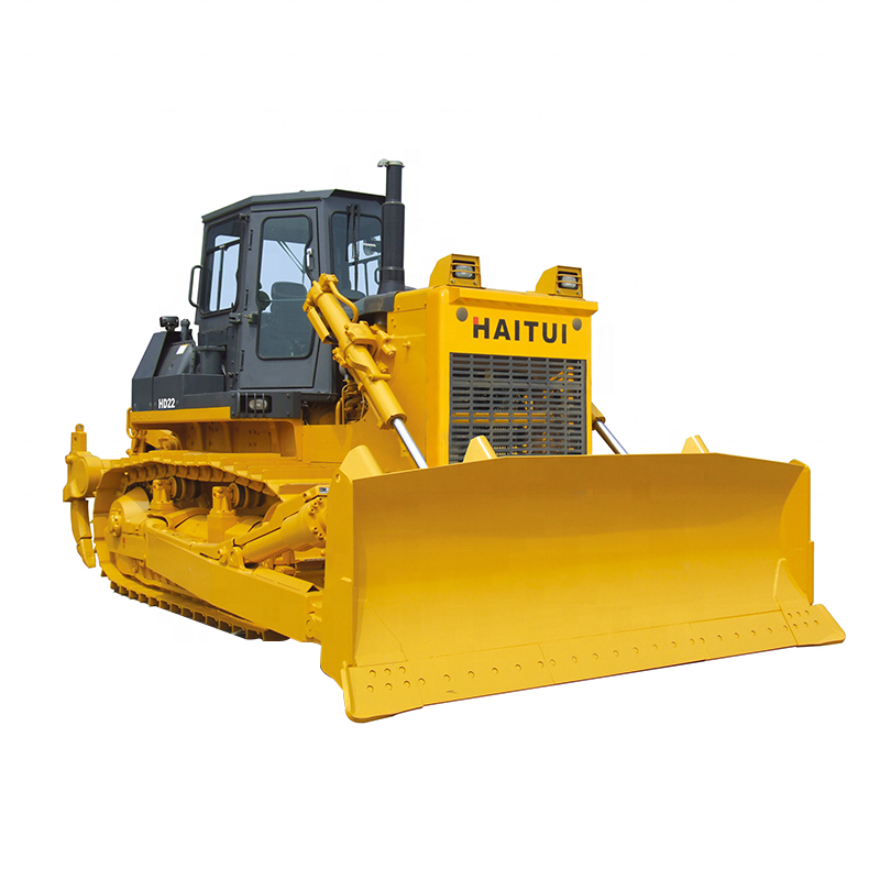 220hp dozer จีน Haitui HD22 crawler bulldozer ราคา