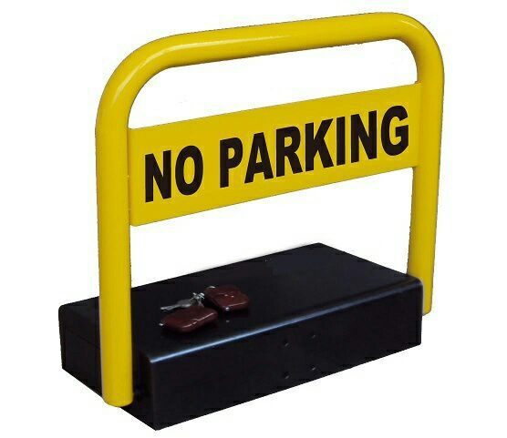 Bluetooth Italy Spain Automatic Solar powered remote controlled Parking Lock Barrier