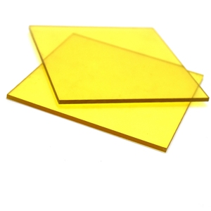 Solid Polycarbonate Sheet Price Fine Light Transmission Sun Shade Hard Plastic Polycarbonate Solid Sheets