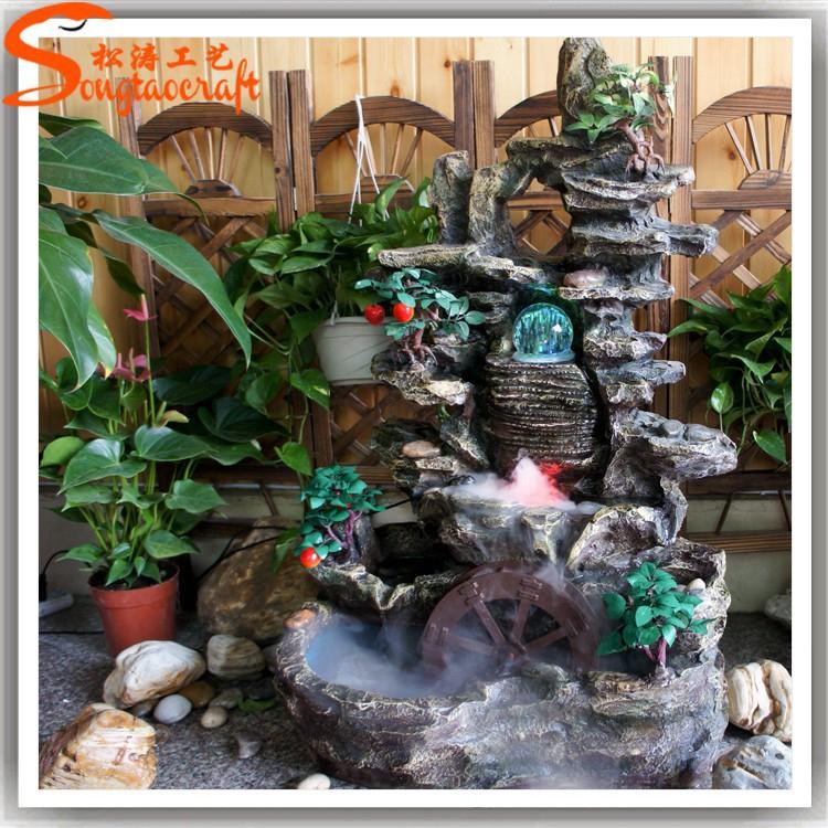 Precio de f brica de interior fuente de agua artificiales - Fuentes de agua decoracion ...