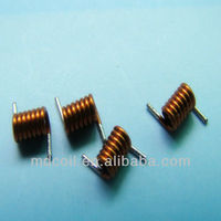 High frequency SMD coil for audio/radio