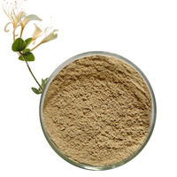 Water Soluble Manufacturer Health Product Wholesale price honeysuckle flower extract