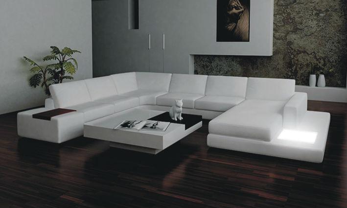 2013 sof de cuero blanco conjunto s8558 sof s para la - Sofa cuero blanco ...