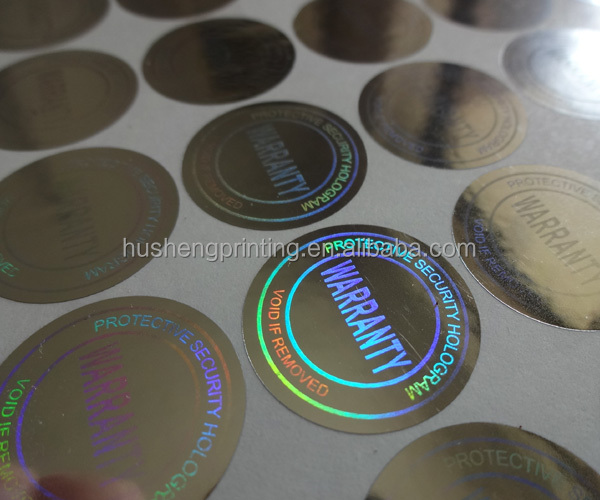 diameter 2cm , silver hologram sticker <strong>label</strong>,void if removed ! versatile ! can be used everywhere