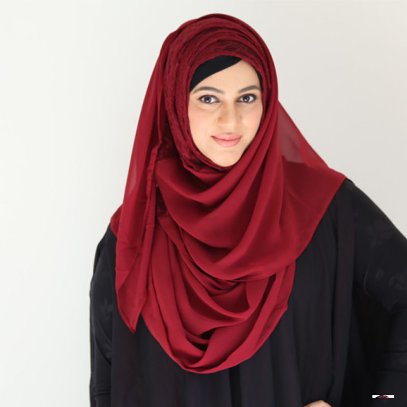 Fashion Chiffon Hot Arab Hijab Muslim Scarf Women Hijab ...