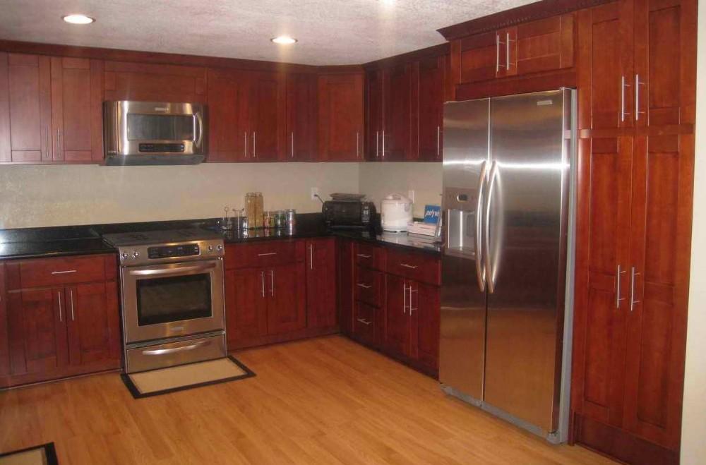 Cherry wood kitchen cabinet buy kitchen cabinet ideas for Buy kitchen cabinet handles