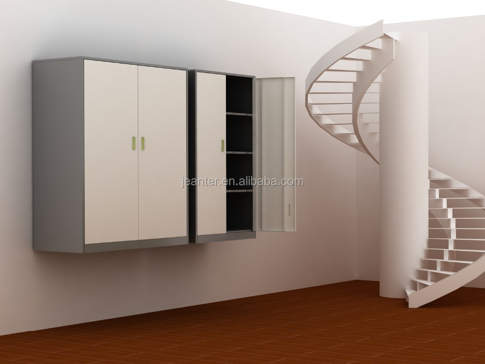 Price Office Wall Hanging Cabinet Steel Storage Cabinets