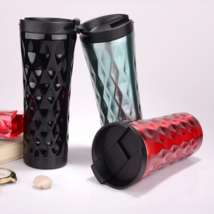 Free Sample New Color Printing Good Quality Cheapest Price Stainless Steel Personalized Metal Large Coffee Bottle Cup