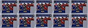 10 (Ten) Sticker Packs - 2016/17 Panini NHL Sticker Collection Hockey Card Stickers (7 Stickers per Pack)