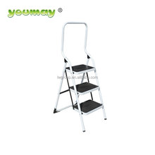 Steel Ladder SF0403A/outdoor iron stairs/fold step stool Max load 150 kg