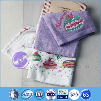 Terry Cloth Kitchen Towels.Wholesale Embroidery Design Terry Cloth Cotton Printed Kids Kitchen Hand Towel Buy Hand Towels Kitchen Towels Terry Cloth Hand Towel Product On