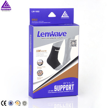 Lenwave brand Wholesale high quality boots neoprene waterproof ankle  support, View ankle support, lenwave Product Details from Zhejiang Lenwave