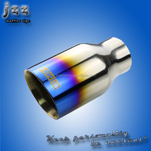 JZZ customize HKS auto parts exhaust muffler silencer tips tail pipe for vw bora