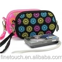 Fashion easy cover camera case/bag with custom printing