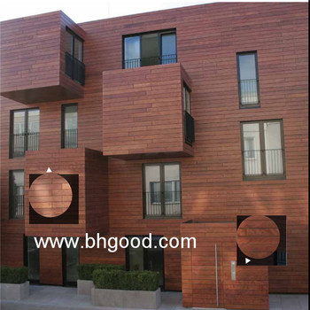 CANNA New Design Outdoor Hpl Panel; Fireproof Exterior Wall Panels