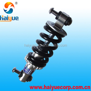 Bicycle absorber shock