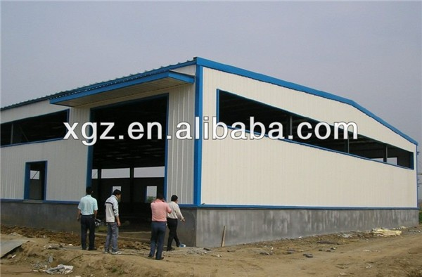 light prefabricated steel production plants