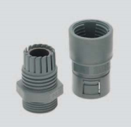 PA6 quick connection tighten cable conduit connector cable gland