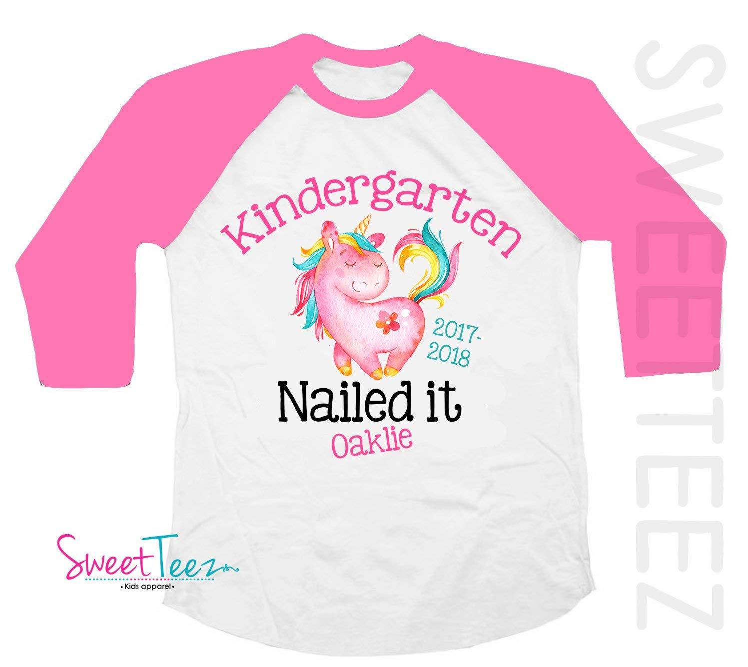 176fa7282a7 ... Bump and Beyond Designs. 116.82. Kindergarten Nailed It Shirt
