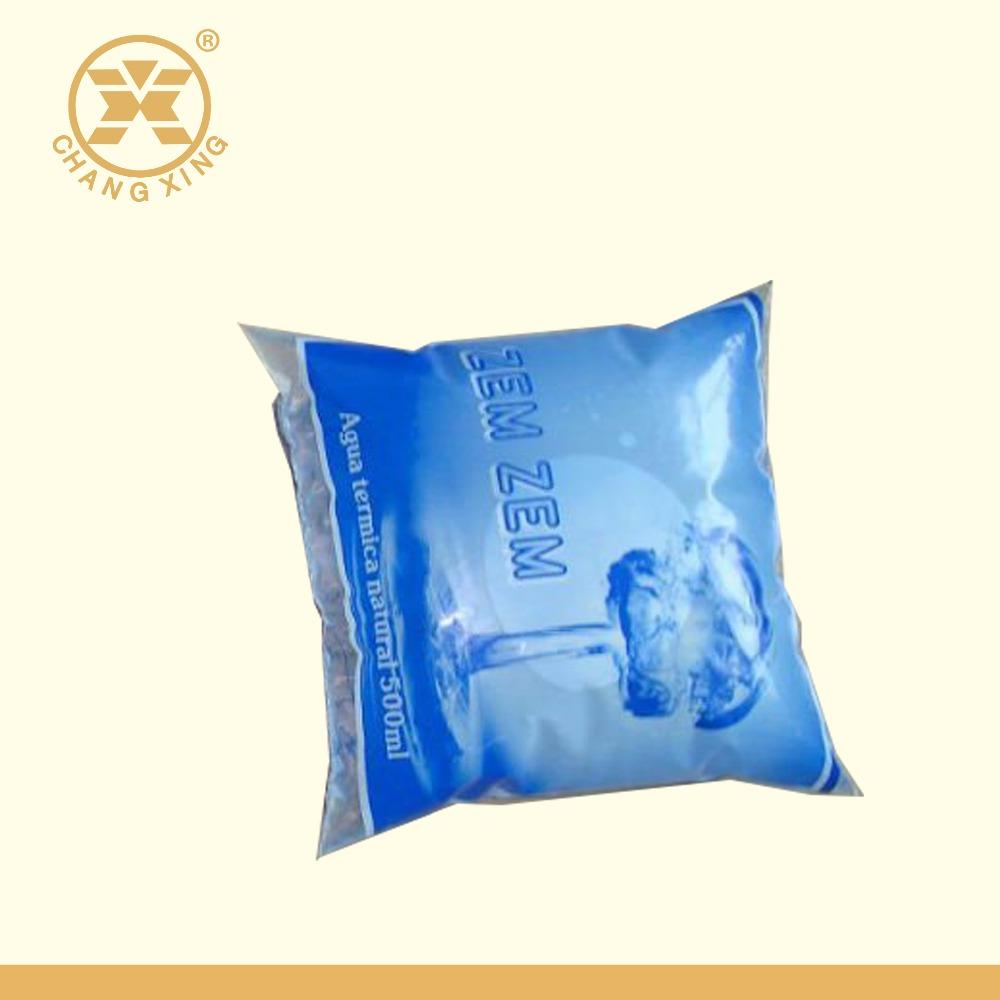 ของเหลวอัตโนมัติบรรจุภัณฑ์ฟิล์มม้วนฟิล์มพลาสติกสำหรับน้ำซอง/กระเป๋า cx-171