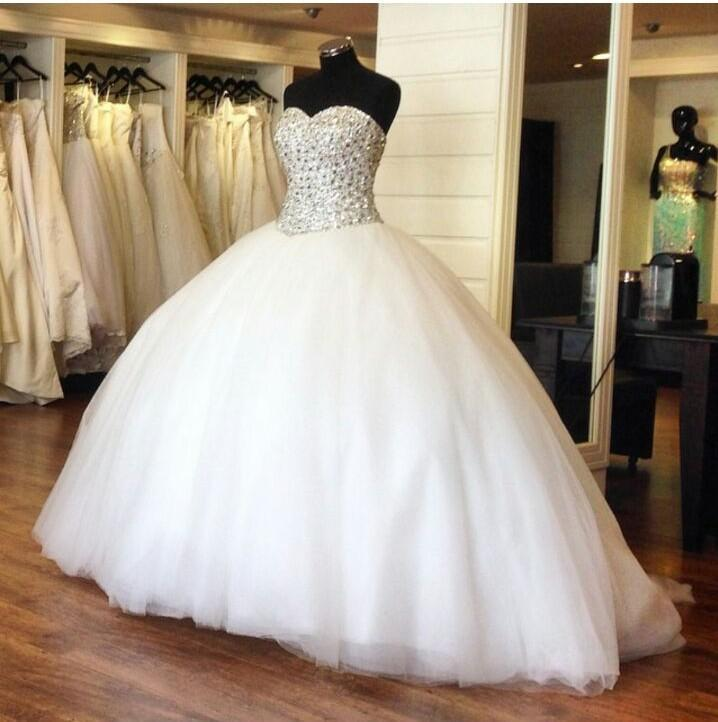 Princess Ball Gowns Wedding: Types Of Wedding Dress / Gowns