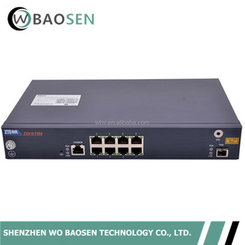 ZXA10 F803-8 F804-8PD Network EPON GPON ONU FTTH 8 Ethernet Ports Optical