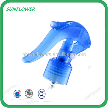 Top quality 28/410 mini triger sprayer yuyao factory supplier