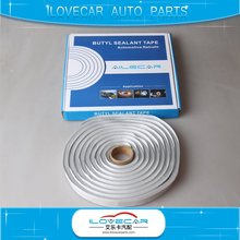 Butyl Adhesive Sealant Tape for Auto Windshield/Snake Glue for Headlight/hot-melting adhavasive tape for headlight 9.5mm X 4m