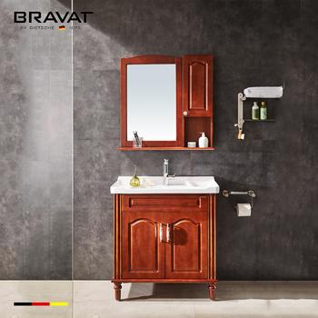 Sink Bathroom Vanity Gabinetes De Banheiro For Wooden Furniture High Quality Sanitary V53844y