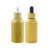 Hot sales product 30ml bamboo dropper essential oil bottle with bamboo lid
