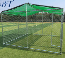 10ft x10ft x6ft Manufacturers cheap chain link large dog Run kennel
