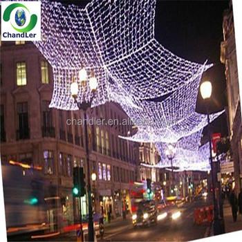 christmas string light 670 led 4mx4m web fairy net lights