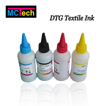 BEST white color DTG pigment Ink For Epson 4800 4880 F2000 series for dtg a3 size t shirt printing