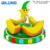 china pvc soft play indoor playgrounds electric rocking animals soft play electric swing play equipment