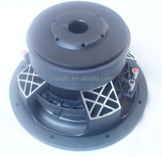 High performance 12 inch car audio speakers subwoofer