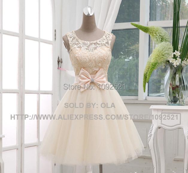Aliexpress Com Buy New Design Simple But Elegant Short: Princess Style 2015 Elegant Double Shoulder Short Design