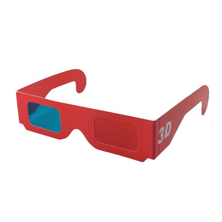 Lebih murah Kertas 3D Kacamata 3d virtual Tampilan video Anaglyph Cyan  Merah Merah Hijau 3d 4c9e5b227f