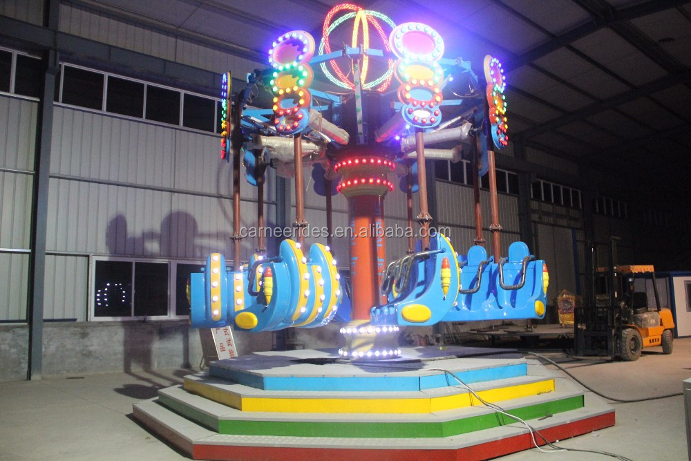 funland game air dancer ride used carnival games