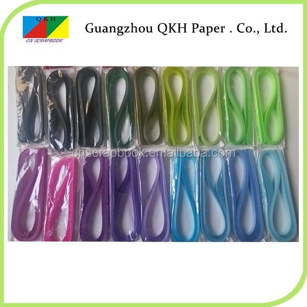Großhandel Farbe Quilling Papierquilling Papierstreifenquilling