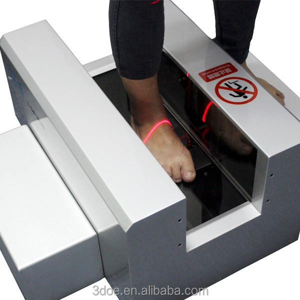 Foot 3D body Scanner for foot/shoe last measurement