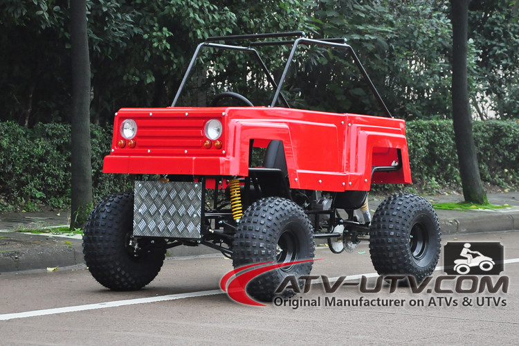 Big Discount 400cc atv 4x4 epa with 50/70/90/125/150cc engine are available
