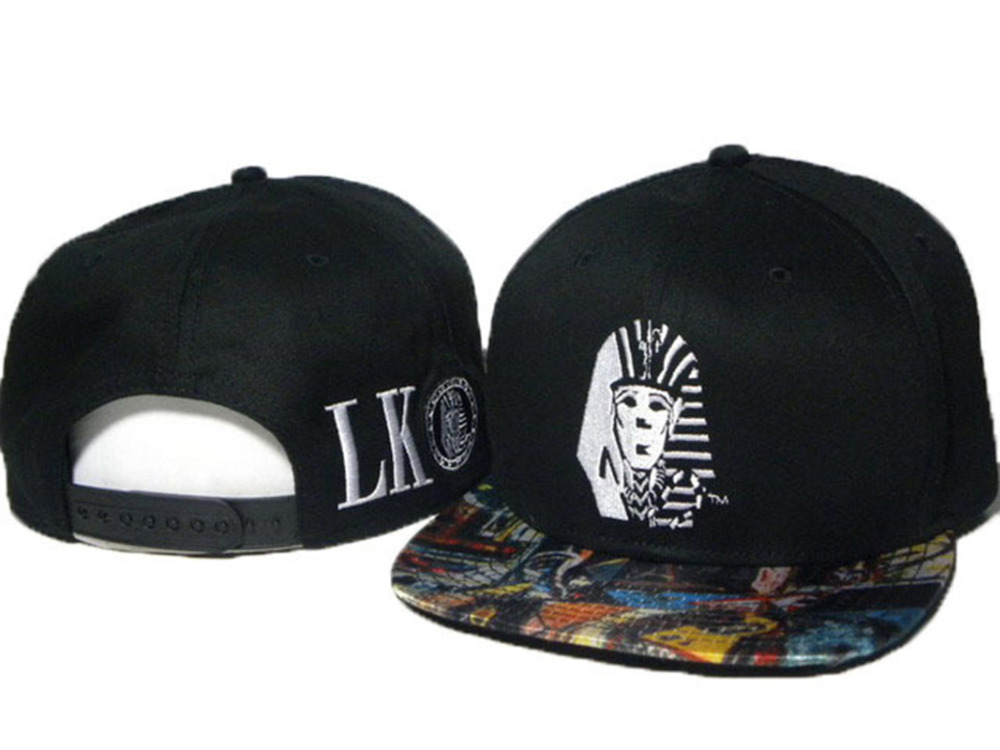 Buy MOQ Last Kings Snapback Hats for Women Men Summer Style Cotton black  Brand LK baseball caps bones strapback 5 panel Hip hop cap in Cheap Price  on ... 4435203c3b9