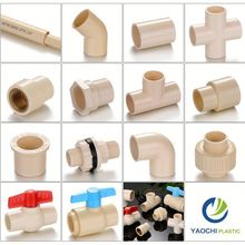 All size available pipe and fittings top supplier pvc water pipe fittings