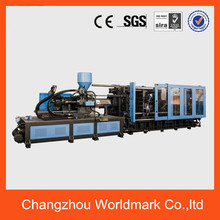 720 Ton automatic servo-motor big plastic basket making injection molding machine