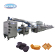 Automatic industrial biscuit production line/Widely used cookies machine