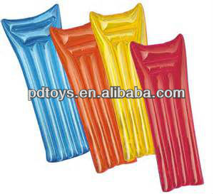 inflatable beach mattress,inflatable plastic air mattress,pool float