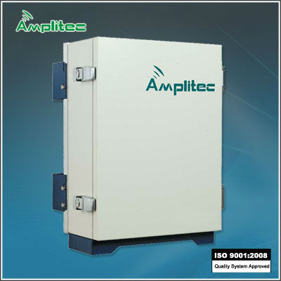 Amplitec W33T Band Selective GSM & DCS & WCDMA Tri-band Outdoor Repeater/OMT 900 & 1800 & 2100Mhz triple band/3G Network