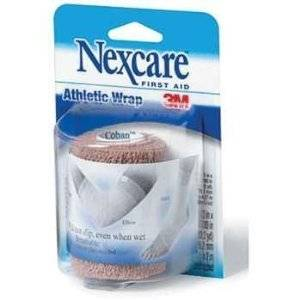 Nexcare Athletic Wrap White 1 Unit